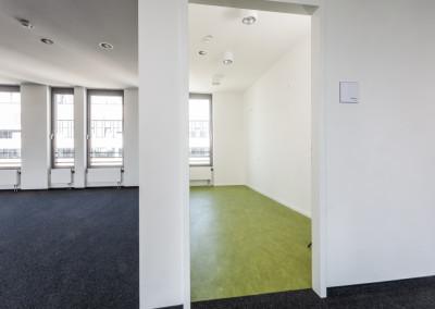 Interieurfotografie in einem Grossraumbüro in Frankfurt Sachsenhausen