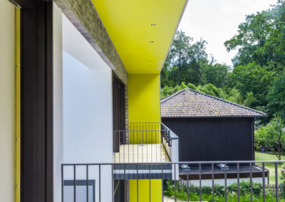 Architekturfotografie Frankfurt Neubau